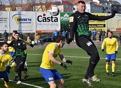 FC Písek – 1.FK Příbram 3:4 (0:3).