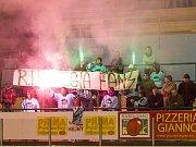 Okresní hokejové derby dopadlo lépe pro hosty z Písku, IHC vyhrál v Milevsku 10:3.