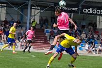 FC Písek - TJ Sokol Čížová 3:0 (2:0)