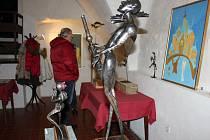 Milevsko, Galerie M. Ilustrační foto