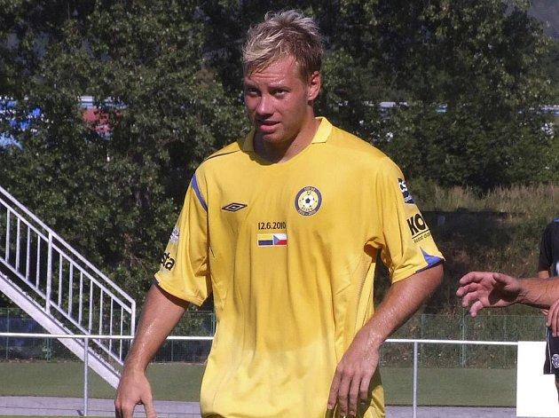 Fotbalista Jiří Chrdle přišel do třetiligového FC Písek na roční hostování s Bohemians Praha.