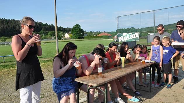 Slavnosti piva v Semicích.