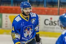 Hattrickem se v utkání se Sokolovem blýskl Josef Urbanec