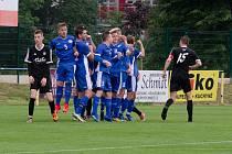 FC AL-KO Semice B – TJ Podolí II 5:1 (3:0).