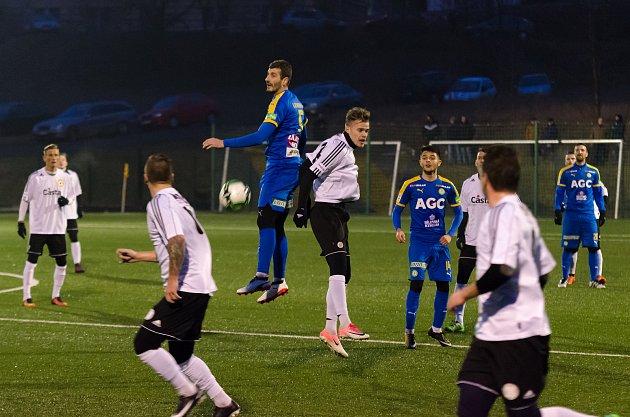 FC Písek - FK Teplice 1:4 (0:3)