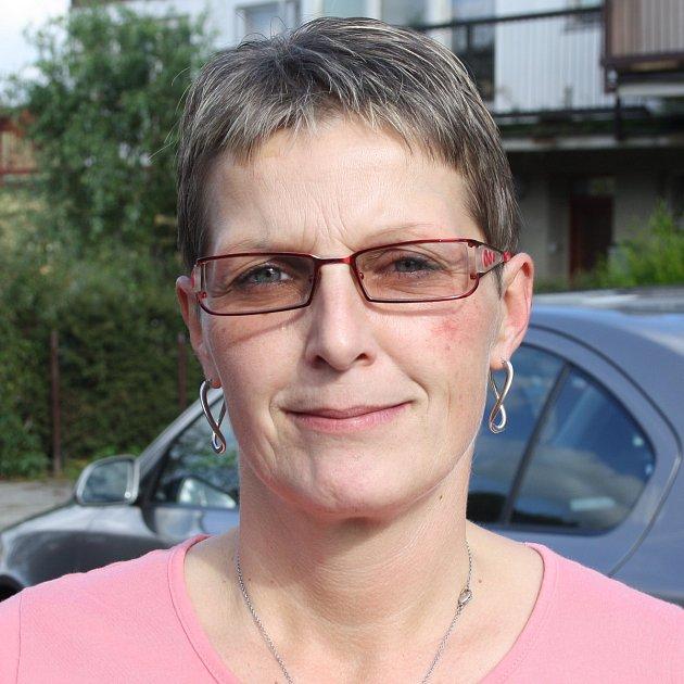 Lenka Tomešová, 45let, SNK města Mirotice