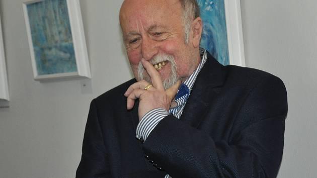 Michael Štojdl z Písku.