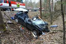 Tragická nehoda u Varvažova.