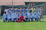 FK Protivín v přípravě na novou sezonu.
