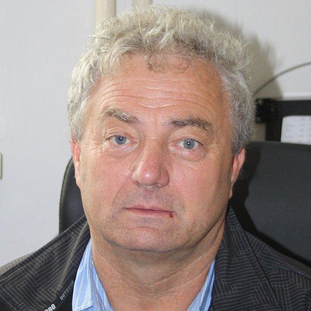 Bc. Radoslav Jonák, 61let, SNK města Mirotice