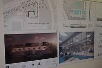 Vítězný návrh atelieru Projektil.