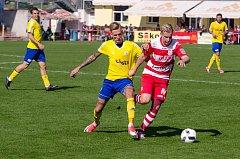 FC Písek - TJ Štěchovice 5:0 (3:0)