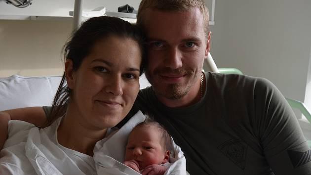 Jakub Keclík ze Smrkovic. Syn Lenky a Jiřího Keclíkových se narodil 1. 10. 2019 v 8.19 hodin. Při narození vážil 2600 g a měřil 49 cm. Doma se na brášku těšila Ella (4).