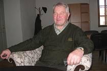 VRCHNÍ LESNÍ SPRÁVCE. Jiří Kabíček (63) pracuje pro společnost Klášterní lesy Strahov. V minulosti působil u Lesů ČR.