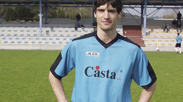 David Kubiš se již plně zapojil do přípravy fotbalistů FC Písek na novou sezonu.