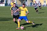 FC Písek – FK Admira Praha 1:1 (0:1), Pen 4:2.