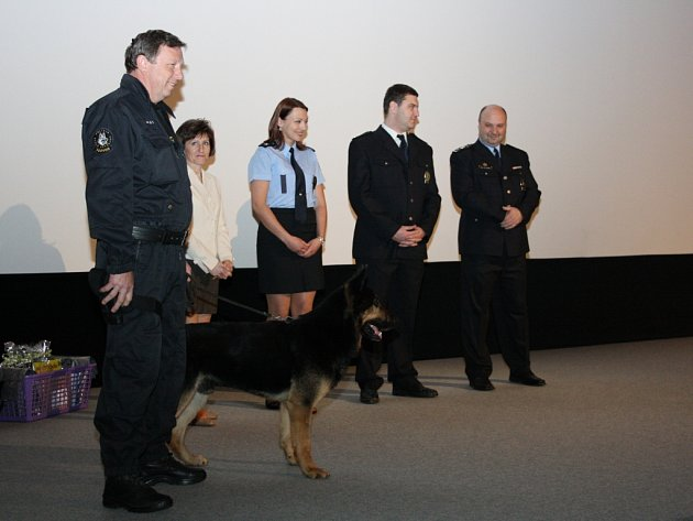 Policejní pes Shrek