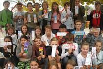 Tylovka se zapojila do projektu Záložka do knih spojuje školy.