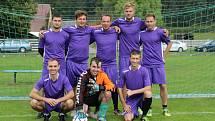 Vítězem Zaměstnanecké ligy Deníku Jihozápadní divize je Městský obvod Plzeň 2 - Slovany.