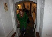 Výstava výtvarnice Alžběty Vláškové v Galerii M.
