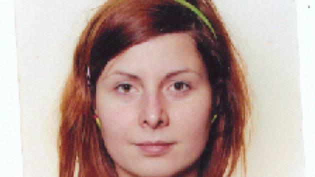 Pětadvacetiletá Hana Humpálová z Písku, kterou unesli neznámí ozbrojenci v Pákistánu.