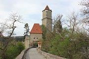 Hrad Zvíkov. Ilustrační foto