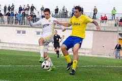 FC Písek - FC Fastav Zlín 0:2 (0:1)