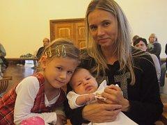 Vítání dětí v Písku - 17. října.
