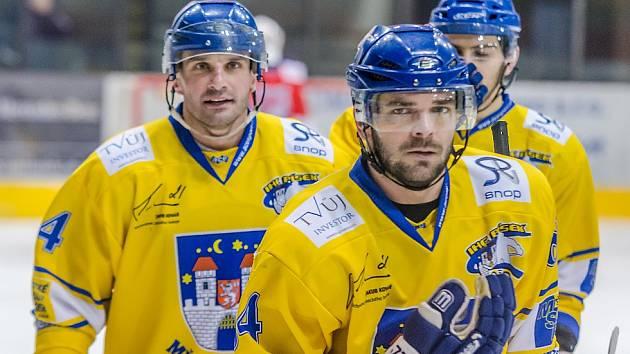 V sobotu se písečtí hokejisté utkají se Sokolovem
