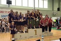 Děvčata z FOR BODY vybojovala 1. místo v soutěži Česko se hýbe.
