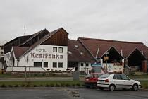 Hotel Kestřanka v Kestřanech.