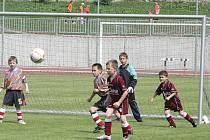 V sobotním utkání okresního přeboru minipřípravky U7 zvítězil tým FC Písek nad Sokolem Čížová 7:0.