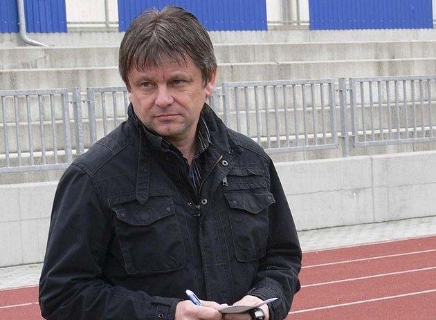 Karel Musil, trenér třetiligových fotbalistů FC Písek věří, že jeho svěřenci naváží v nové sezoně ČFL na dobré výkony a výsledky z jarní části minulého soutěžního ročníku.