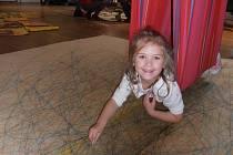 Děti si užily tvoření v písecké Sladovně.