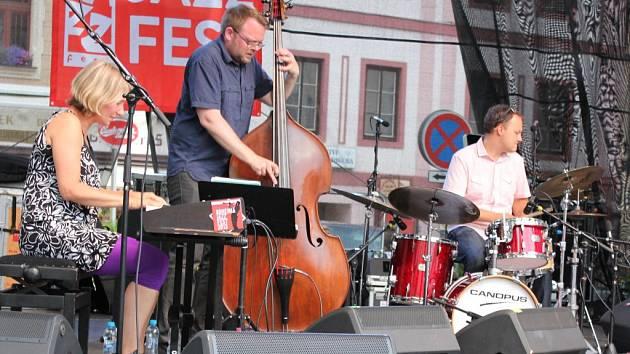 Bohemia JazzFest v Písku.