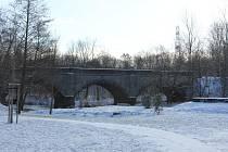 Starý most v Nerestcích.