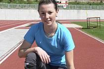 Písecká Eva Králová, v současné době závodící za Sokol České Budějovice, si dobře vede v průběžných tabulkách ČAS v polovině letošního roku v kategorii žen 20 - 22 let.
