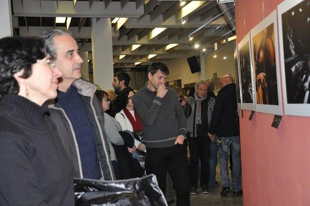 Výstava JAZZ WORLD PHOTO 2016 v Portyči.