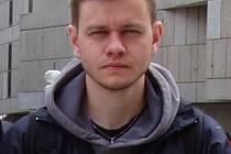 Vysokoškolský student Jan Měšťan z Písku