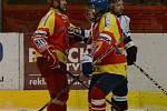 RADOMYŠL PORAZILA HLUBOKOU 7:2. Hokejisté Sokola ve 3. kole krajské ligy Rytíře skolili zásluhou sedmi rozdílných střelců.