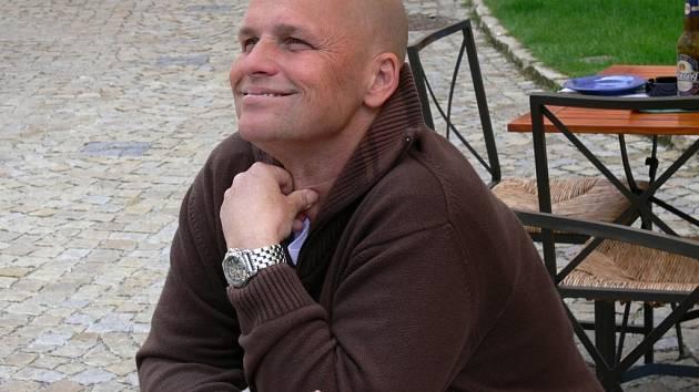 Zdeněk Pohlreich podruhé v Písku.