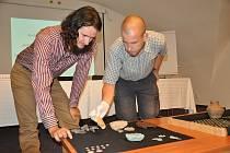 Prácheňské muzeum v Písku představilo nález historických mincí.