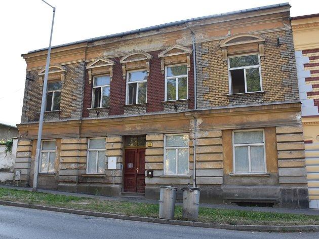 Noclehárna v Sedláčkově ulici v Písku.