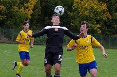 U 19 / FC Písek - SK Dynamo České Budějovice B 1:2 (1:0)