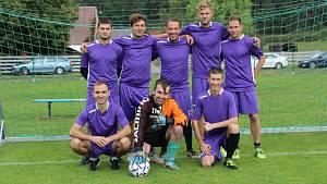 Vítězem turnaje se stal tým Plzeň 2 - Slovany.