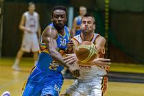 Basketbalisté Písku a Jindřichova Hradce se naposledy střetli 1. března letošního roku v přátelském zápase ještě na staré palubovce písecké sportovní haly.