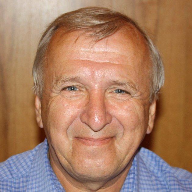 Václav Hrudka, 67let, STAN