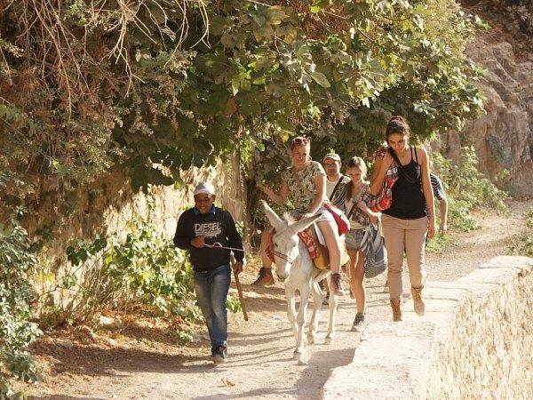 Studenti písecké obchodní akademie strávili vIzraeli týden na přelomu listopadu a prosince.