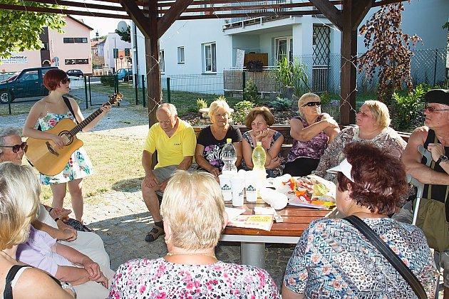 Setkání Protivínského vlastivědného klubu.