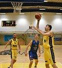 Basketbalisté Jindřichova Hradce udrželi v základní části první ligy neporazitelnost, když v Písku vyhráli 101:87.